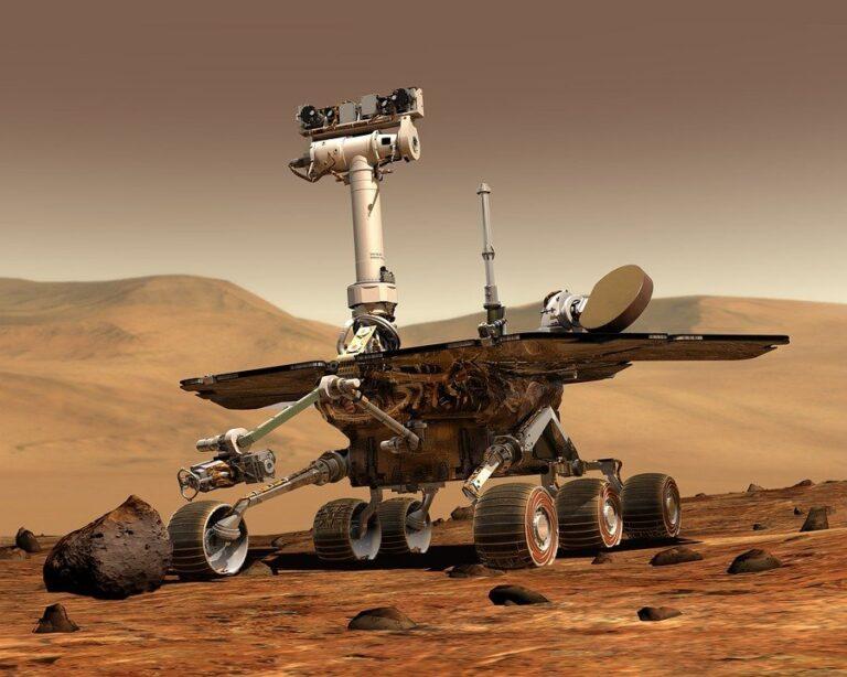 Odkrycie na Marsie