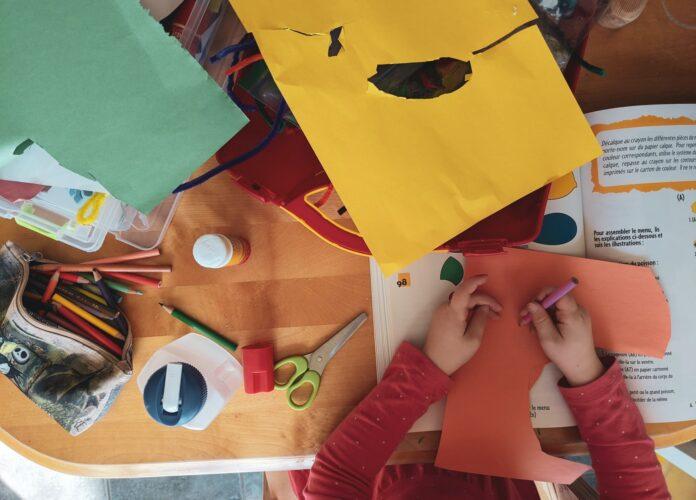 pomysł na kreatywną zabawę dla dziecka